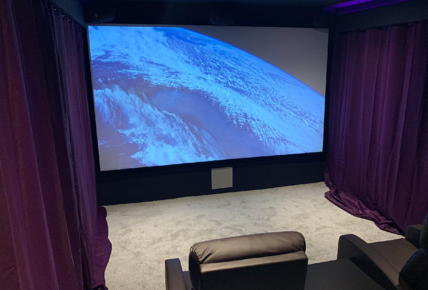 Home Cinema System Installation by CatonLloyd